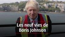 Les neuf vies de Boris Johnson