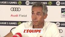 Sousa «Toutes les victoires font plaisir» - Foot - Amical - Bordeaux