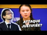 "Greta Thunberg, un ""gourou apocalyptique""...qui ne fait que citer les experts"