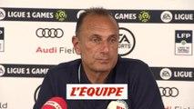 Der Zakarian «Ce n'est que de la préparation» - Foot - Amical - Montpellier