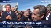 """Franck Louvrier à propos du livre de Nicolas Sarkozy: """"Je ne pense pas du tout qu'il a une volonté politique ou politicienne"""""""