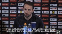 Southgate not concerned by Boris Johnson's Russia jibe ahead of World Cup