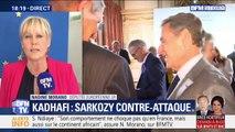 """Nadine Morano (LR): """"Je n'ai jamais cru mais à cette histoire de financement libyen de la campagne électorale de Nicolas Sarkozy"""""""