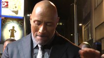 Dwayne Johnson urges people to open up about mental health