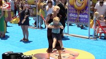 Anna Faris loves embarrassing her son