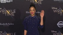 Tessa Thompson embarrassed by early outfits