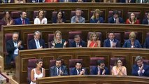 Discurso de Albert Rivera (Ciudadanos Cs) durante el debate de investidura del candidato Sánchez
