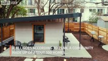 Company develops low-cost 3D printing house