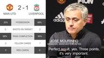 Man United 2-1 Liverpool -  Klopp believes team were denied 'clear penalty'