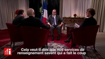 Une enquête de RFI sur l'assassinat en 2013 au Mali de ses journalistes Ghislaine Dupont et Claude Verlon remet en cause la version officielle de l'armée française