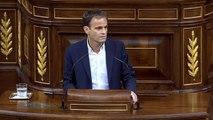 Asens a Sánchez: 'No eludeix al seva responsabilitat'