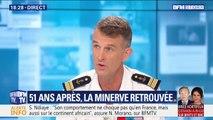 """L'épave de la Minerve """"est un cimetière de marins, il est hors de question de la remonter"""" (porte-parole de la Marine nationale)"""