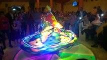 Insane Hoody Light Circle Dance & Wedding Dance Groom And Bride