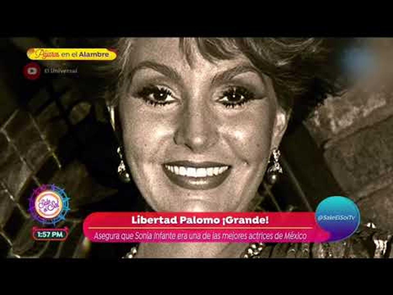 Libertad Reaparecio En El Funeral De Sonia Infante Sale El Sol