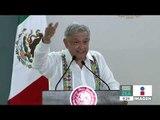 AMLO confronta a los manifestantes en San Luis Potosí   Noticias con Francisco Zea