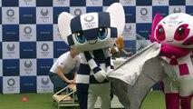 Robots mascotas en los Juegos Olímpicos de Tokio-2020