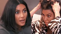 Kim Kardashian Blasts Kourtney Kardashian Over North West & Penelope's Birthday Party