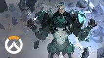 Overwatch - Nouveau héros : Sigma (Origin Story)