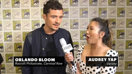Orlando Bloom on 'Carnival Row,' the Immigration Crisis and 'Lord of the Rings' Spinoffs