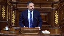 """Abascal advierte a los independentistas: """"Abandonen toda esperanza, no lograrán sus objetivos"""""""