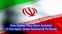 Iran Claims To Have Captured CIA Operatives