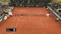 Chardy fights back to beat Paire in first round of Hamburg European Open