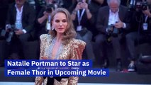 The Next Thor Is A Lady