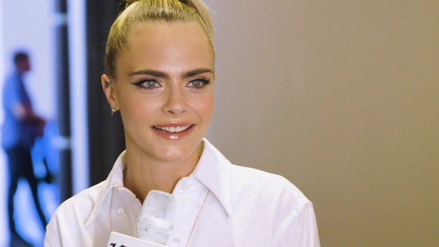 "Cara Delevingne on Playing her ""Carnival Row"" Character as Pansexual"