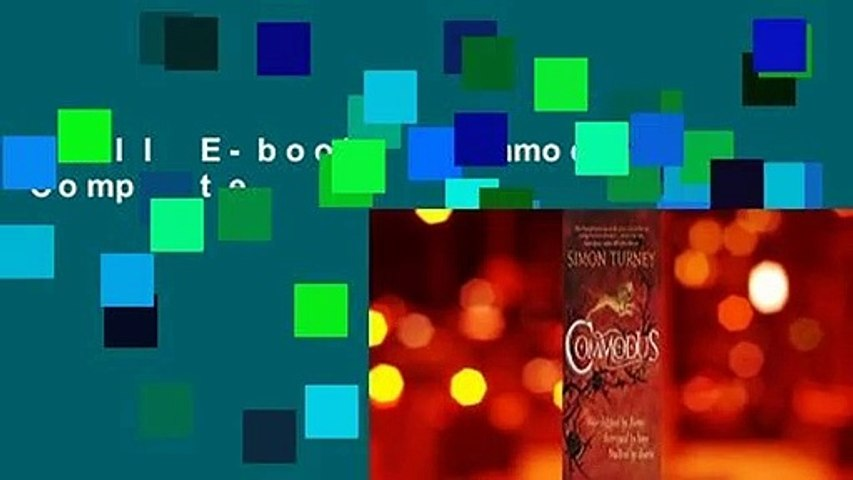 Full E-book  Commodus Complete