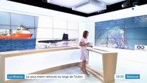 """Var : des robots sous-marins ultramodernes ont permis de retrouver la """"Minerve"""""""