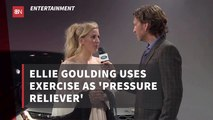 Ellie Goulding Uses Fitness To Avoid Failure