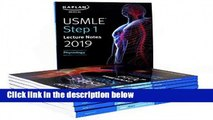 About For Books USMLE Step 1 Lecture Notes 2019: 7-Book Set
