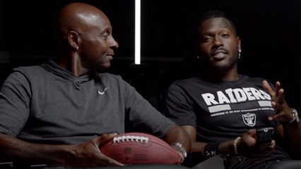 NFL 100: Current NFL players and legends break down film together