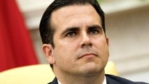 Puerto Rico Gov. Ricardo Rosselló says he won't seek reelection, but won't step down