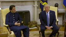 Donald Trump special words for PM IMRAN KHAN