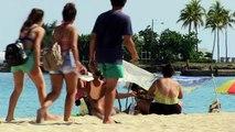 Derecho a la playa de los cubanos, afectado por turismo y transporte