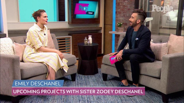 Zooey Deschanel Has Upcoming Projects In the Works, According to Sister Emily Deschanel