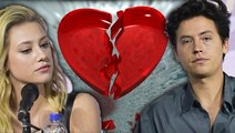 Cole Sprouse & Lili Reinhart Break Up At Comic-Con After 2 Years Of Dating