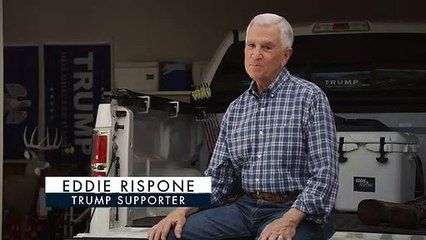 Eddie Stands with President Trump | Eddie Rispone for Governor