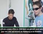 """Hambourg - Thiem : """"Confiant après Roland-Garros"""""""