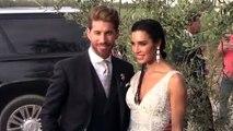 Pilar Rubio y Sergio Ramos vuelven a la rutina