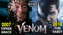 Who is the best VENOM? Tom Hardy or Topher Grace