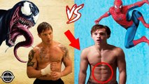 Spider Man vs Venom -- Tom Holland VS Tom Hardy Training ★ Who is better?