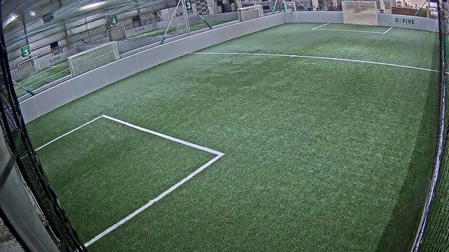 07/22/2019 19:00:01 - Sofive Soccer Centers Rockville - Santiago Bernabeu