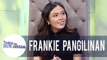 Frankie shares how she and PBB ex-housemate Rhys became close friends | TWBA