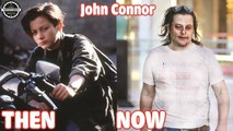 Terminator All Cast Then And Now