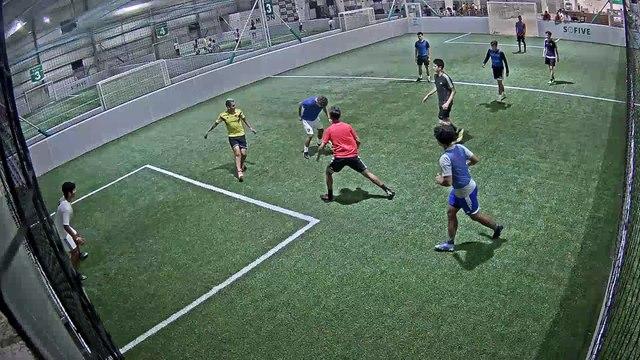 07/22/2019 22:00:01 - Sofive Soccer Centers Rockville - Santiago Bernabeu