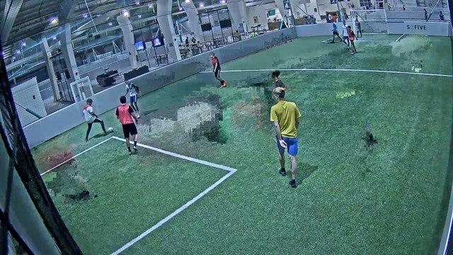 07/22/2019 22:00:01 - Sofive Soccer Centers Rockville - Old Trafford