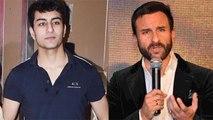 Saif Ali Khan opens up on Ibrahim Ali Khan's Bollywood debut; Check Out   FilmiBeat