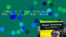 [Read] Basic Training For Dummies  For Kindle